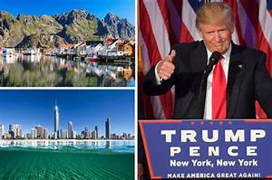 Best countries to emigrate to after Donald Trump elected ...