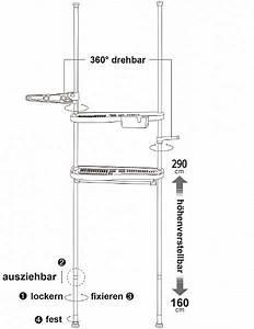 Regal Für Waschmaschine : waschmaschine regal teleskop inkl ablagen steckregal aufbewahrungssystem bz4109 ebay ~ Markanthonyermac.com Haus und Dekorationen
