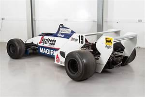 Tg Auto : te koop toleman formule 1 auto van ayrton senna ~ Gottalentnigeria.com Avis de Voitures