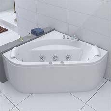 Luxus Whirlpool Badewanne Andorra 140 X 140 Cm Mit 12