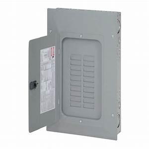Murray 100-amp 30-space 40-circuit Main Breaker Load Center-lc3040b1100