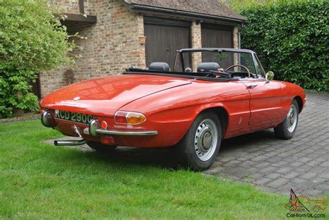 Alfa Romeo Spider Duetto 1966 1969, Alfa Romeo Duetto