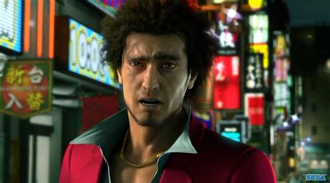 yakuza game announced   lead character gimme