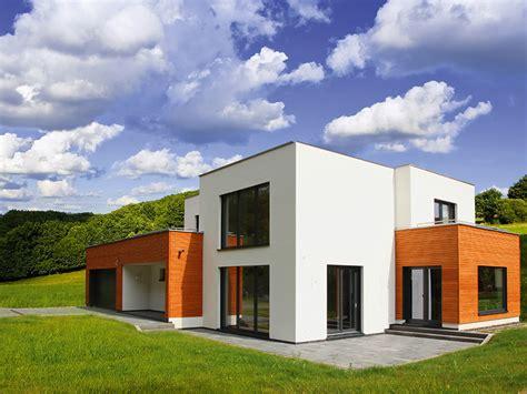 Moderne Energieeffiziente Häuser by Hausbau Activo