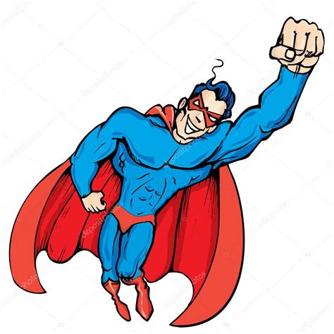 Some use svg animation, others use css transform for basic animation, and the rest use the help of javascript. Cartoon masked superhero flying up — Stock Vector ...