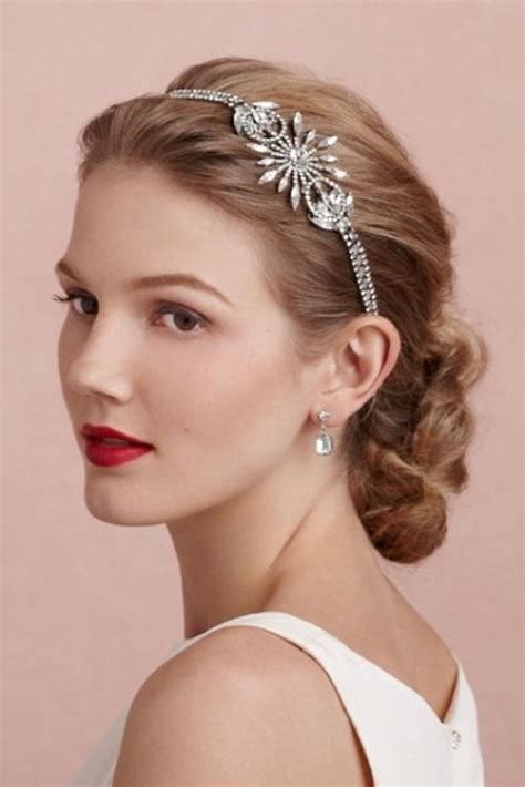 Bridal Hair Accessories by In Wedding Hair Accessories Ideas