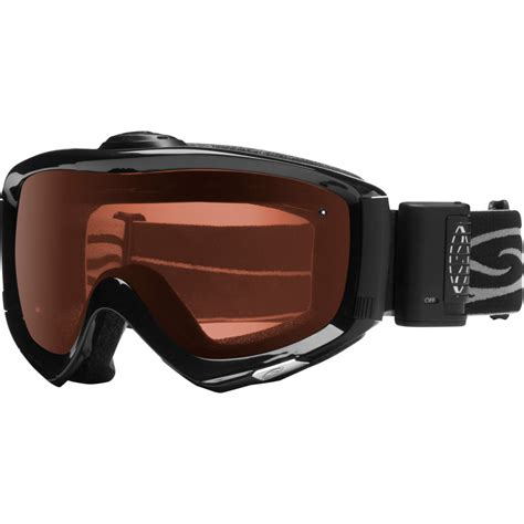 ski goggles with fan smith prophecy turbo fan goggle polarized backcountry com