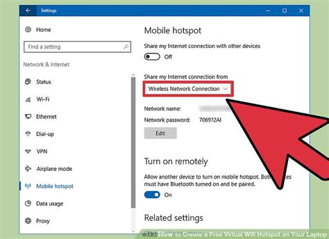 3 ways to create a free wifi hotspot on your laptop