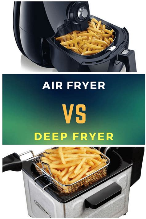 fryer deep air vs fryers recipes boss oil food fat frying drink between amish cooking tips features less