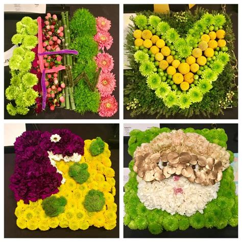 floral design trends as seen at the boston flower show