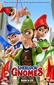 Sherlock Gnomes Character Posters for the Animated Film