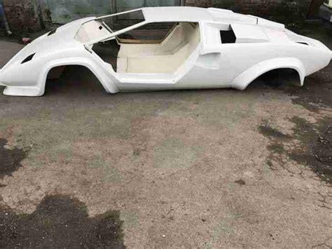 fake lamborghini body kit lamborghini countach replica kit car for sale
