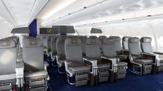 cabin layout plans photos and lufthansa 39 s new premium economy class