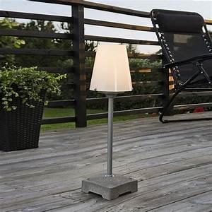 Stehlampe Weißer Schirm : stehleuchten und andere gartenausstattung von konstsmide online kaufen bei m bel garten ~ Indierocktalk.com Haus und Dekorationen