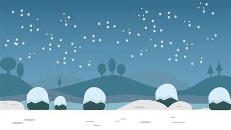 Winter Clip Free Snow Landscape Clipart Clipground