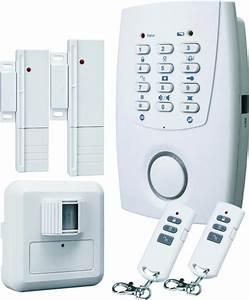 avis et test de l39alarme de maison sans fil flamingo ha32s With prix d une alarme maison