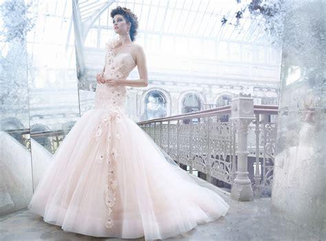 Fall 2012 Wedding Dress Lazaro Bridal Gowns Non White