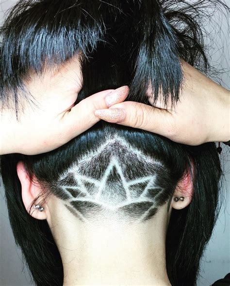 hideable undercut hairstyles  women youll
