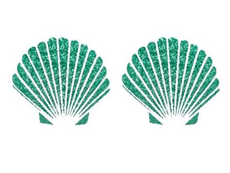 Mermaid Shell Clip Art Pictures To Pin On Pinterest