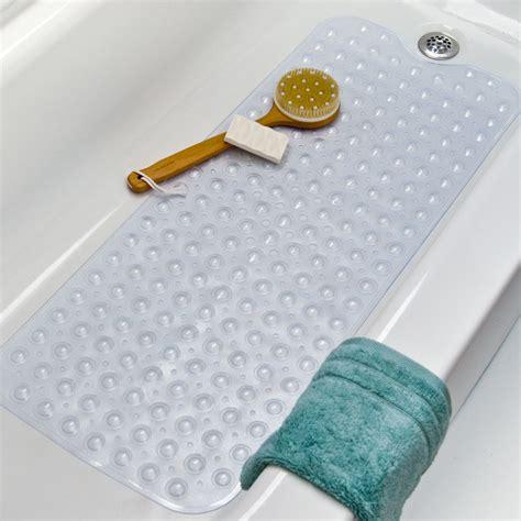Mat Tub by Bath Tub Mat Anti Slip Bathroom Shower Clear