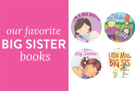 Our Favorite Pinterest Profiles For Decorating Ideas: Our Favorite Big Sister Books