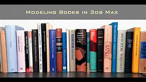 Modeling A Book With 3ds Max
