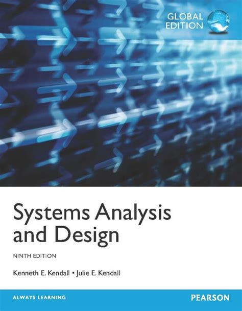 systems analysis and design pearson education systems analysis and design global
