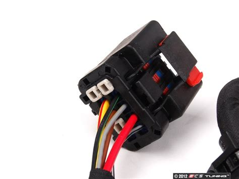 Genuine Mercedes Benz Trailer Hitch Wiring