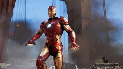 marvels avengers  gameplay demo didnt   superheroic pc gamer