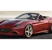 Ferrari California T Replacement Planned For 2019