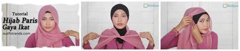 simple hijab paris tutorials      minute