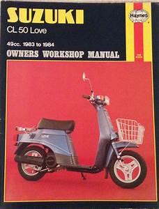 Suzuki Cl50    Cl50d Love 1983