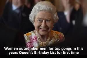 Queen's Birthday Honours 2018 - QORF