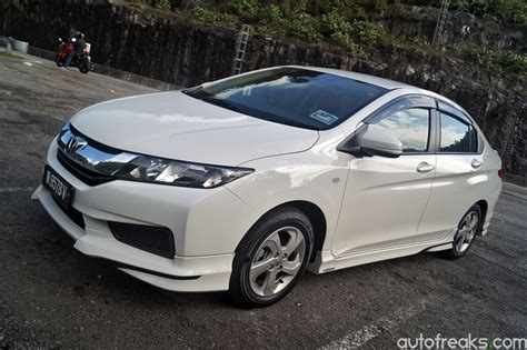 2015 Honda City V  Pictures, Information And Specs Auto