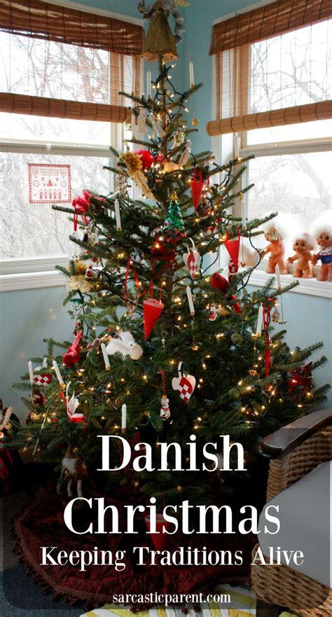 danish christmas keeping traditions alive