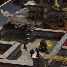 3d dungeon tile master set for dungeons and dragons d d