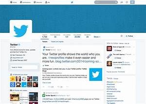 New Twitter Layout – What You Need To Know | Punch