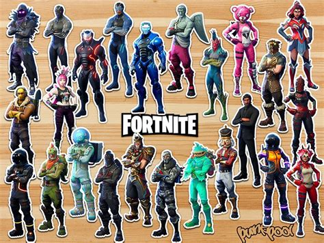 fortnite battle royale legendary skin sticker fortnite