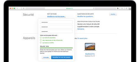 how do i change my apple id on my iphone modification du mot de passe associ 233 224 votre identifiant