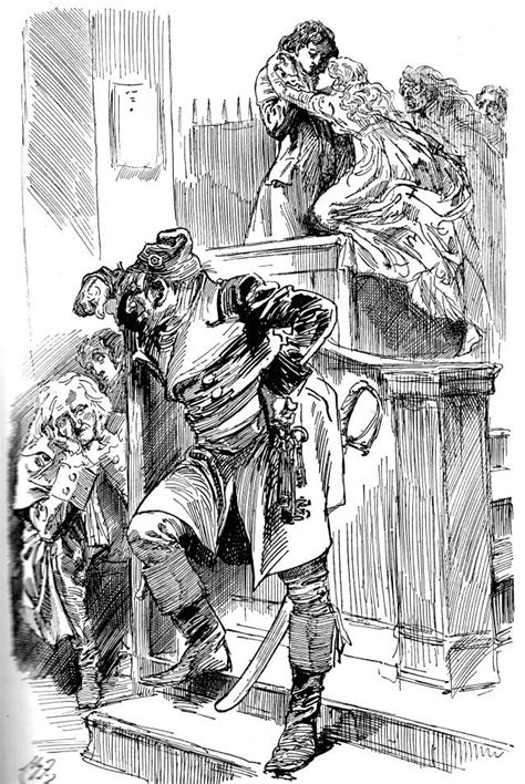 Tale Two Victorians by Quot Farewell Quot Harry Furniss S Thirtieth Illustration For