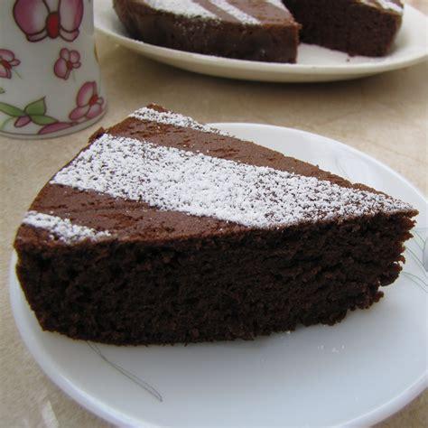 super yummy recipes eggless sour cream chocolate cake