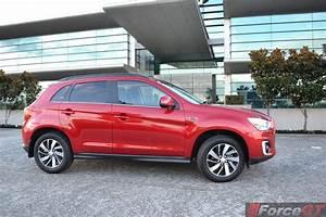 Mitsubishi Asx Review  2015 Mitsubishi Asx