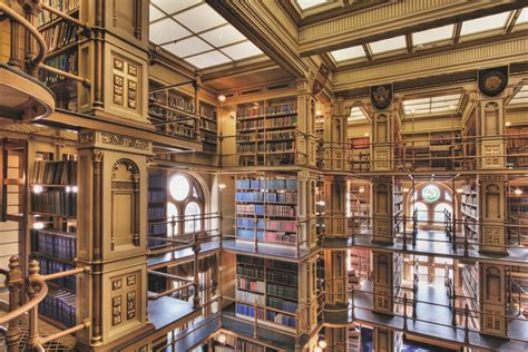 Libraries…what A Nice Place To Be!