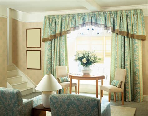 Valances For Living Room : 53 Living Rooms With Curtains And Drapes (eclectic Variety