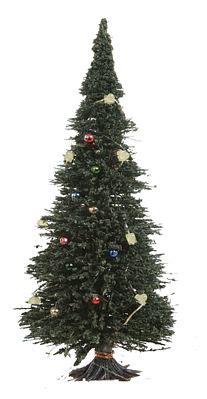 aromatic scale christmas trees busch tree w lights ho scale model railroad tree 5413
