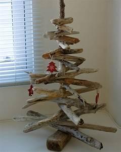 Décoration De Noel à Fabriquer En Bois : sapin en bois flott fabriquer pour no l 56 id es ~ Voncanada.com Idées de Décoration