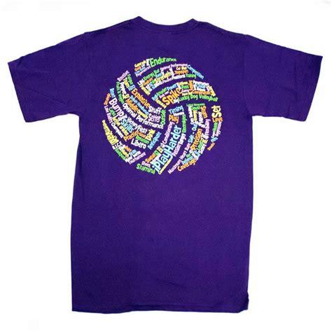 Volleyball Words Shirt  Short Sleeve Volleyball