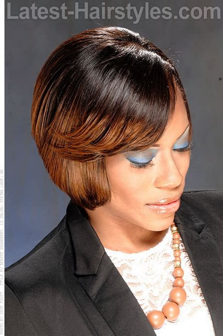 short weave hair styles