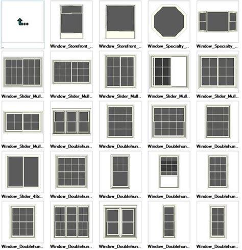 sketchup windows  models  cad design  cad blocksdrawingsdetails