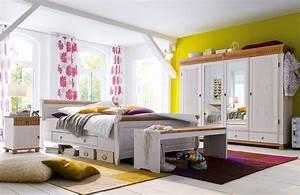 Schlafzimmer Weiß Landhaus : landhausm bel schlafzimmer wei ~ Sanjose-hotels-ca.com Haus und Dekorationen
